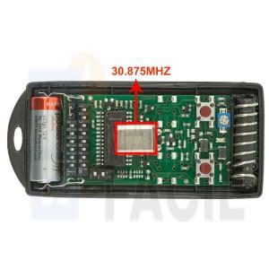 Mando garaje CARDIN S738-TX2 27.195 MHz