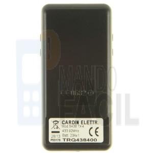 Mando garaje CARDIN S438-TX4