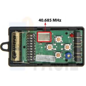 Mando garaje DICKERT MAHS40-04