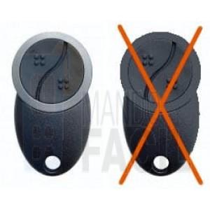 Mando garaje TELECO TXP-433-A02