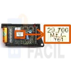 Mando garaje PRASTEL KMFT4P 29.700 MHz