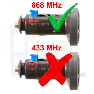 Mando garaje MARANTEC Digital 323-868 MHz