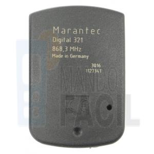 Mando garaje MARANTEC D321-868