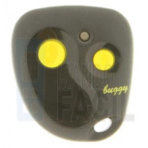 Mando garaje PROGET BUGGY-F 433 - Programar en el receptor