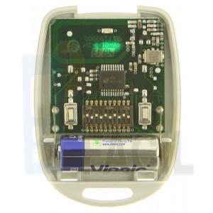 Mando garaje PROGET EMY433 2N - DIP switch