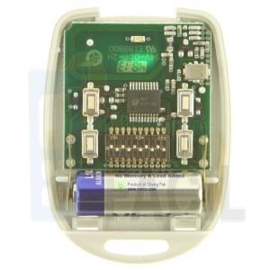 Mando garaje PROGET EMY433 4N - DIP switch