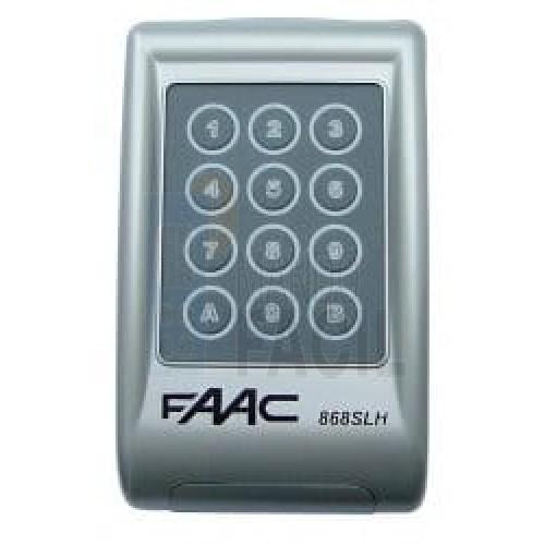 Teclado FAAC KP 868 SLH