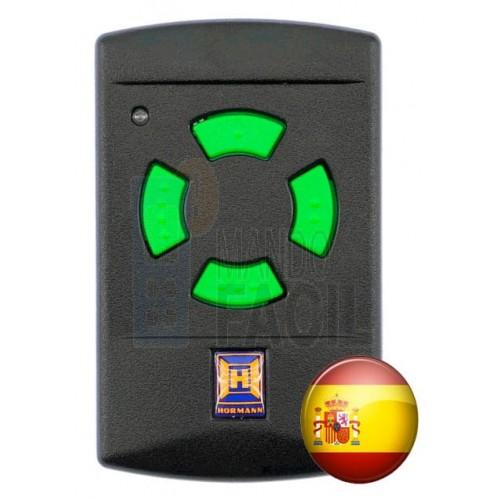 Mando garaje HÖRMANN HSM4 26.975 MHz