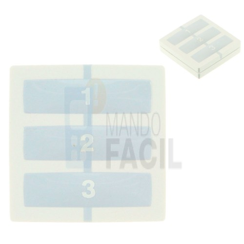 Mando persiana y toldo NICE Way WM001C