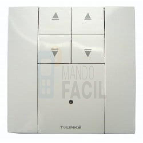 Mando garaje TELECO TXC-433-C04