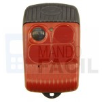 Mando garaje ALLMATIC BRO1WN red