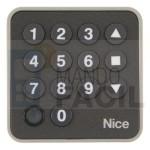 Teclado numérico NICE MOTX-R Moontouch