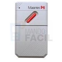Mando garaje MARANTEC D101 27.095MHz red