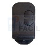 Mando garaje ALLTRONIK S429-mini 433 MHz black