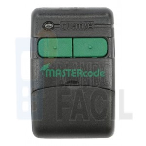 Mando garaje CLEMSA MASTERcode MV-12 433,92 MHz - 8 DIP switch
