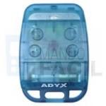 Mando garaje ADYX TE4433H blue