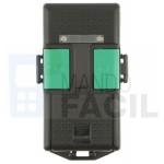 Mando garaje CARDIN S476-TX2 - 9 DIP switch
