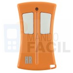HR Matic R433F2 Naranja