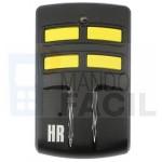 Mando garaje HR RQ 2640F4 40.680MHz