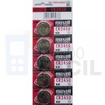 Pack 5 pilas MAXELL CR2450