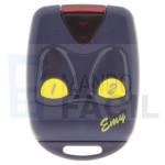 Mando garaje PROGET EMY 2F 433 - Programación en el receptor