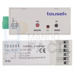 Receptor TOUSEK BT40 SO24V 40.685 MHz 13260020